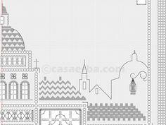 CasaERBA: Pattern --Città