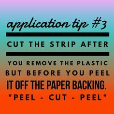 Application Tip #3 Dry Nail Polish, Nail Polish Strips, Street Game, Make Up Tricks, Street Marketing, Facebook Party, Color Street Nails, Nail Tips, Nail Ideas