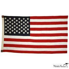 Classic Wool American Flag