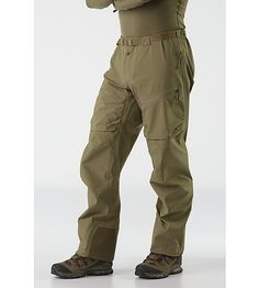 Although Arc'teryx has its roots in the climbing world, we realize that the need for better gear exists in many areas. The Arc'teryx Law Enforcement & Armed Forces (LEAF) product line was developed to address those needs. Cave Bear, Armed Forces, Law Enforcement, Climbing, Parachute Pants, Roots, Fashion, Special Forces, Moda