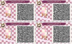 fois Dream Code, Acnl Paths, Animal Crossing Qr, New Leaf, Jaba, Blog, Red And White, Custom Design, Creations