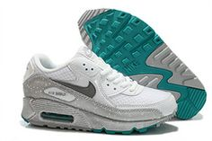 brand new 0d200 b94ca Buy 2015 Nike Air Max 90 Star Series White Silver Couple Style Mens Running  Shoes Shoes Online from Reliable 2015 Nike Air Max 90 Star Series White  Silver ...