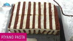 BÖYLE PASTA HİÇ GÖRMEDİNİZ ŞAHANE PİYANO PASTA Tarifi Kolay Pasta Tarifleri Masmavi3Mutfakta - YouTube