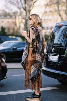 Vanessa Jackman: Paris Fashion Week AW 2015....Martha