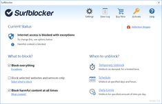 Surfblocker License Key, Lizenzschlüssel,   Restrict Internet access.   Surfblocker  is the world's number one tool for controlling...