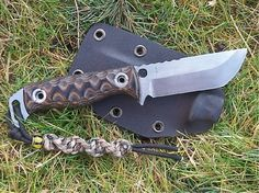 Bushcraft Prototype #1 - Doberman Knives