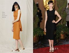 Anne Hathaway In The Row  R13 - 85th Academy Awards Nominations Luncheon