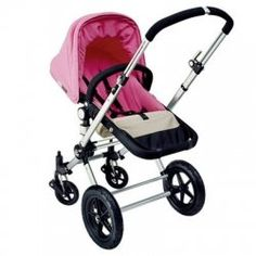 Bugaboo, one of the most popular European baby strollers  | baby buggy | baby pushchairs | and prams.    European baby strollers are becoming increasingly popular in the United States these days especially since many celebrities are using them to transport their own bundles of joy.