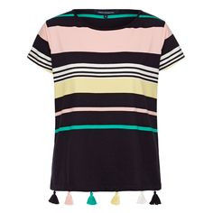 New Arrivals | Lolly Bag Tassel Tee #frenchconnectionau #fcuk