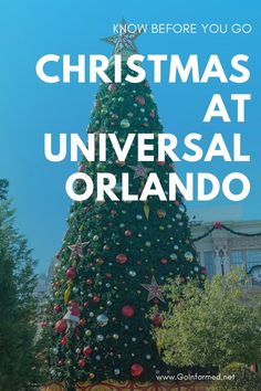 Christmas at Universal Orlando combines holiday tradition with the fantasy of Dr Seuss and Harry Potter. Find out why this is a great time of year to visit the parks and get top tips to make this your best Christmas vacation ever. #universalorlando #orlando #christmas Best Christmas Vacations, Disney World Christmas, A Christmas Story, Best Vacations, Universal Orlando Hotels, Universal Studios Florida, Orlando Theme Parks, Halloween Horror Nights, Orlando Vacation