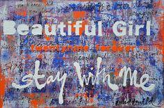 Excellent Art Utrecht  Ruud de Wild - Beautiful Girl (op voorraad)