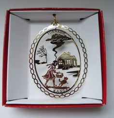 Wizard of Oz Tornado Christmas ORNAMENT Dorothy Toto Farmhouse Collectible Gift ** Check out this great product.