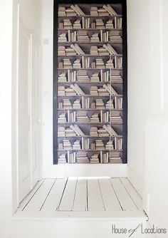 The secret door to a bedroom madaboutthehouse.com book wallpaper by young and battaglia