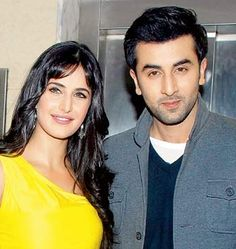 Bollywood couple Ranbir Kapoor and Katrina Kaif caught in a lovers' tiff?