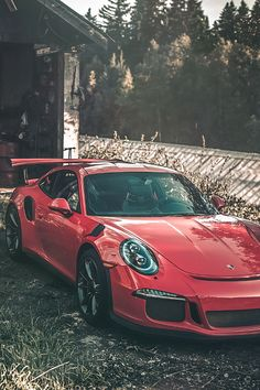 supercars-photography: Porsche GT3 RS (source)