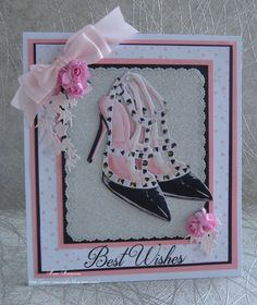 "Hello Everyone, DT samples.Nancy Watt ""Nancy`s Signature Collection"" launching on Create and Craft TV Wednesda. Simple Birthday Cards, Birthday Cards For Women, Birthday Fashion, Man Birthday, Scrapbooking, Scrapbook Cards, Create And Craft Tv, Tattered Lace Cards, Card Making Templates"