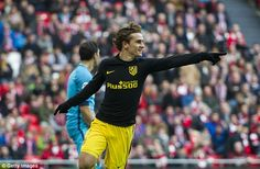 They will take on Antoine Griezmann's Atletico Madrid in a clash of third and fourth in La Liga