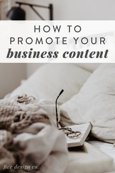 How To Promote Your Business Content | Digital Marketing | Eager to market your business online? Click to learn why we love content marketing and blogging and our favorite, cost-effective ways of promoting your blog content to grow your audience and business. | Pinterest Marketing | E-newsletter Marketing | Facebok Ads | Social Media Marketing | Five Design Co. #digitalmarketing #contentmarketing #marketingstrategy #pinterestmarketing #entrepreneurtips Marketing Pdf, Content Marketing Strategy, Online Marketing, Social Media Marketing, Digital Marketing, Marketing Ideas, Online Entrepreneur, Promote Your Business, Pinterest Marketing