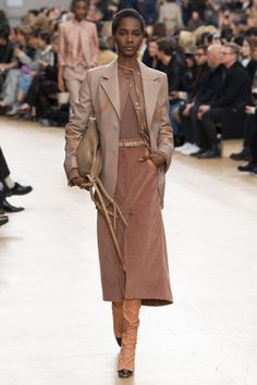 Nina Ricci Fall 2017 Ready-to-Wear Fashion Show - Tami Williams (Elite)