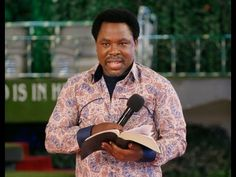 In this sermon, T. Joshua gives a powerful word of encouragement, helping Christians to realise that their situation is not like others - God is aware! T B Joshua, You Tb, Emmanuel Tv, Light Of Life, Powerful Words, Words Of Encouragement, Christians, Counseling, Prayers