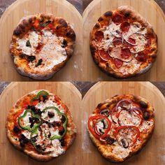 Brick Oven-Style Pizza