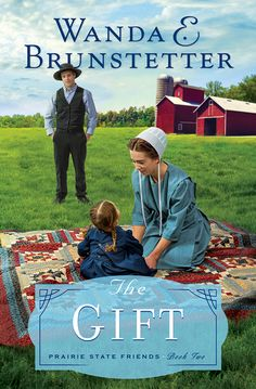 The Gift is Book 2 in my Prairie State Friends series, which is set in Arthur, Illinois, the fourth largest Amish settlement in the USA. It will be published in August 2015.