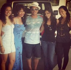 Bruno and family...