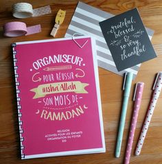 planner ramadan Ramadan Activities, Religion, Types Of Planners, Filofax, Allah, Diy And Crafts, Projects To Try, Blessed, Bullet Journal