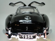 Rare Vintage Exotic: High-End Mercedes GULLWING