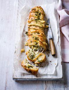 Best-ever garlic bread recipe | Sainsbury's Magazine