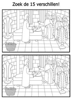 tabitha coloring pages - photo#20