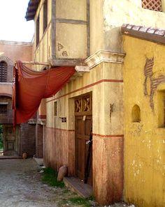 Boyana Studios Roman street. 2007