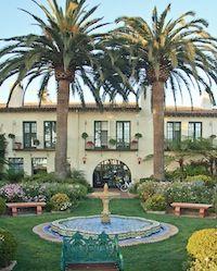 Landscape Architecture by Van Atta Associates, Inc - Santa Barbara Biltmore / Four Seasons Resort