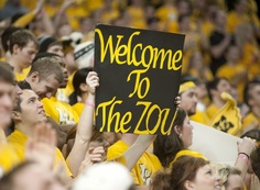 MIZZOU I would just like to point out that the black guy behind the sign is Chris and to his left is Aaron!! Crazy