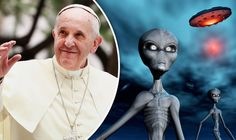 THE Vatican has evidence of alien life, according to a sensational leaked email by a late astronaut.