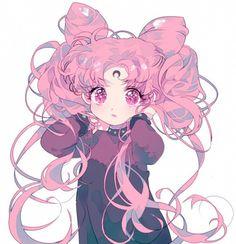 Imagen de sailor moon, anime, and kawaii