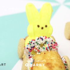 How to Make Easter Bunny Race Cars #easter #bunny #easterdiy #eastercrafts