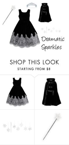 """""""Dramatic Sparkles"""" by woodensoldier on Polyvore featuring Bling Jewelry"""