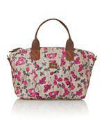 Pretty Nica multi coloured tote bag
