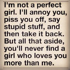 Oh my darlin...this is so true