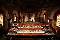 abandoned church organs | organ donor