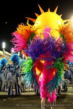 Carnaval de Rio Rio Carnival Sao Clemente2012 brasil brazil brésil Rio de Janeiro