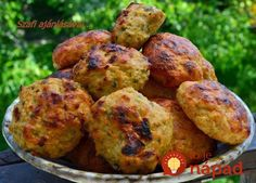 Nyomtasd ki a receptet egy kattintással Meat Recipes, Cooking Recipes, Healthy Recipes, Hungarian Recipes, Hungarian Food, Diet Desserts, Just Eat It, Fritters, Food Pictures