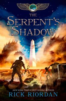The Serpent's Shadow (The Kane Chronicles, Book Three) by Rick Riordan. #Kobo #eBook