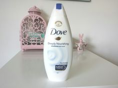 LilliWhiteRose - Irish Beauty, Lifestyle and Parenting Blog: Dove Deeply Nourishing Body Wash Body Wash, Cleaning Supplies, Lifestyle Blog, Skincare, Bottle, Irish, Parenting, Beauty, Cleaning Materials