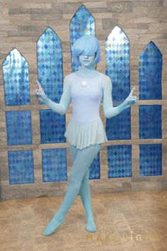 Steven Universe Blue Pearl Cosplay by fem-usa on DeviantArt