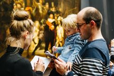 Rijksmuseum encourages sketching over flash photography; it might not last you longer but it'll be a far richer experience