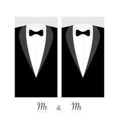 This classy same sex Wedding card is perfect for a stylish pair of grooms. Sometimes the simple designs turn out to be the best and in this case, it's very true!  A favourite here at Compatible Cards and we are sure it will be a favourite for the happy couple on their big day.
