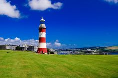 Smeaton's Tower Lighthouse Plymouth Hoe by Donald Davis, via 500px