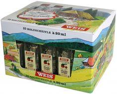 Schwarzwälder Kirschwasser 40%vol VK 25x20ml